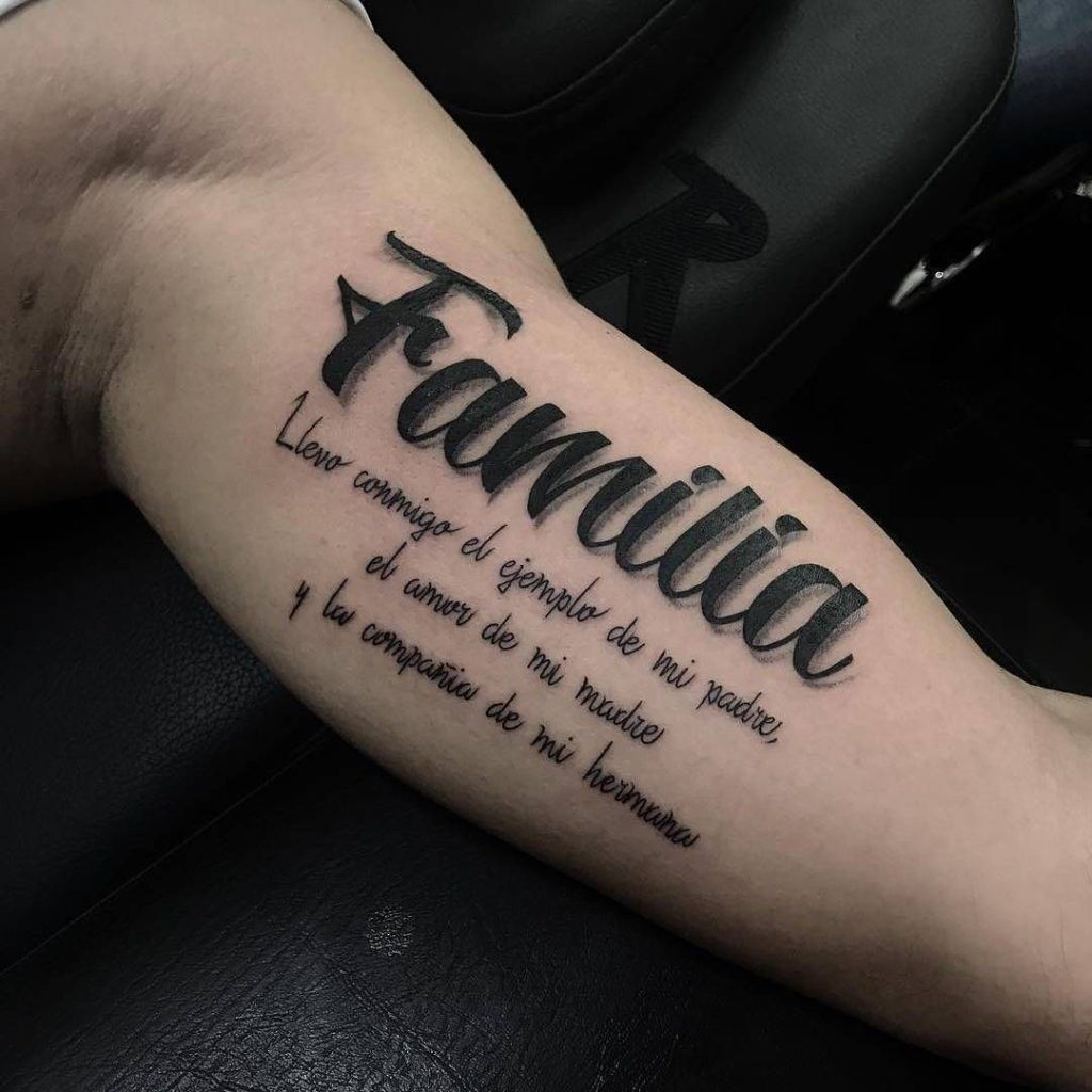 Tatuaje Familiar